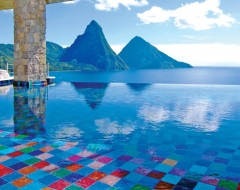 JADE MOUNTAIN ST. LUCIA