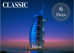 DUBAI CLASSIC LUXURY PACKAGE