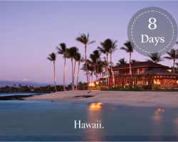 HAWAII FLEXIBLE LUXURY PACKAGE