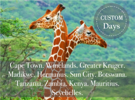 DESIGN YOUR OWN LUXURY SAFARI