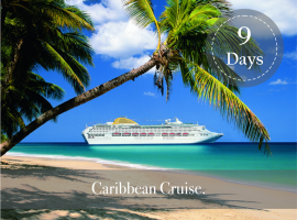 CARIBBEAN CRUISE LUXURY PACKAGE