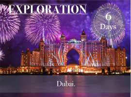 DUBAI EXPLORATION LUXURY PACKAGE