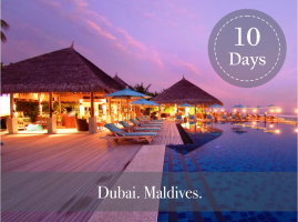 MALDIVES and DUBAI LUXURY PACKAGE