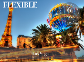 LAS VEGAS FLEXIBLE LUXURY PACKAGE