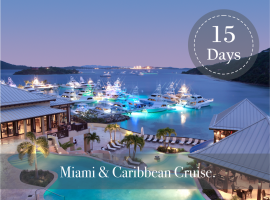 MIAMI and CARIBBEAN CRUISE PACKAGE