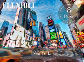 NEW YORK FLEXIBLE LUXURY PACKAGE