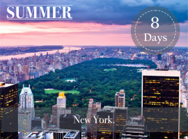 NEW YORK SUMMER LUXURY PACKAGE