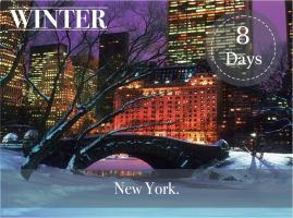 NEW YORK WINTER LUXURY PACKAGE