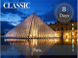 PARIS CLASSIC PACKAGE