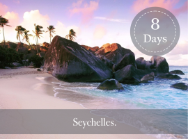 SEYCHELLES LUXURY PACKAGE