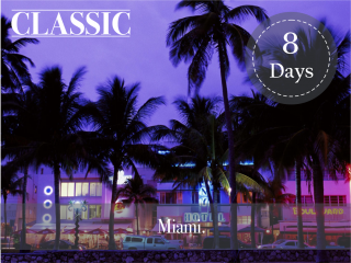 MIAMI CLASSIC LUXURY PACKAGE
