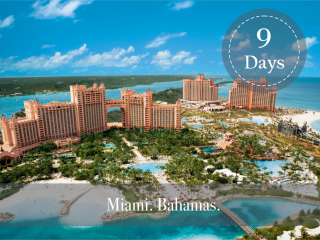 MIAMI and BAHAMAS LUXURY PACKAGE