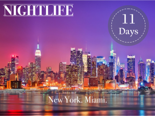 NY and MIAMI NIGHTLIFE PACKAGE