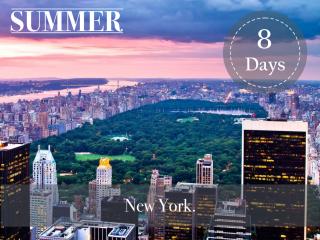NEW YORK SUMMER LUXURY PACKAGE
