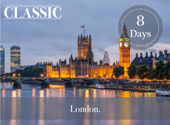 LONDON CLASSIC PACKAGE