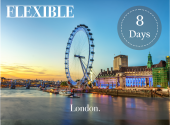LONDON FLEXIBLE PACKAGE