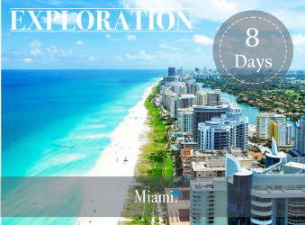 MIAMI EXPLORATION LUXURY PACKAGE