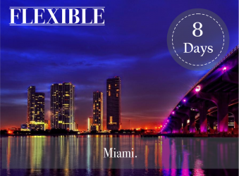 MIAMI FLEXIBLE LUXURY PACKAGE
