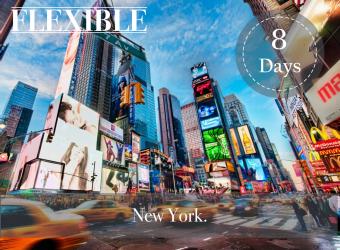 NEW YORK FLEXIBLE LUXURY PACKAGE